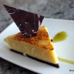 Disney Recipe: Chocolate Crusted Key Lime Tart from Disney World's Grand Floridian Cafe