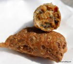Harissa Chicken Roll