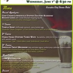 Wine Dinner at Ralph Brennan's Jazz Kitchen: June 1st, 2011