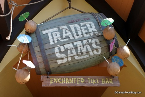 Trader Sam's Enchanted Tiki Bar