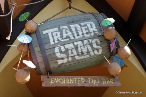 Trader Sam's!!!!!!!
