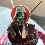 Star Wars Weekends Darth Vader Cupcake and Other Specialty Foods