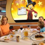 Disney Fantasy Rotational Dining Details