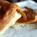 Snack Series: Caramel Covered Shortbread in Epcot