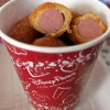 Disney Corn Dog Nuggets…Casey's Corner vs. Paradiso 37