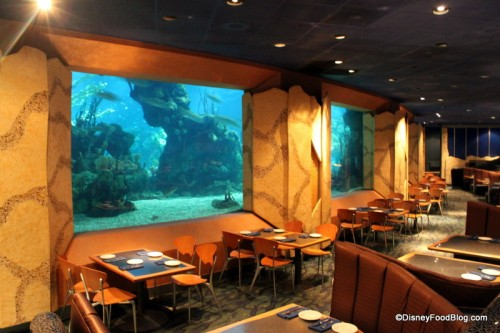 Coral Reef, a Table Service Restaurant