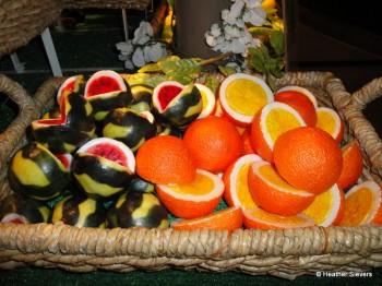 Mini Watermelons & Oranges