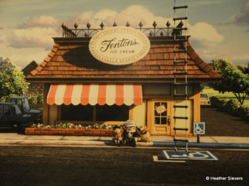 Fentons Creamery As Seen in Pixar's Up