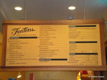 Fentons Fabulous Flavor Board