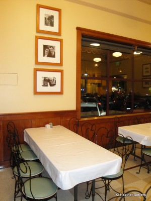 Back Room Seating