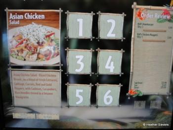 """""""1"""" Asian Chicken Salad, Please"""