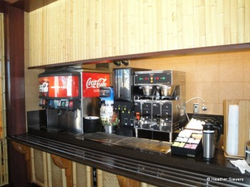 Fountain Drinks, Coffee, Juice & Tea
