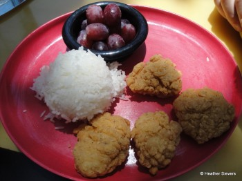 Kid's Chicken Nuggets Meal