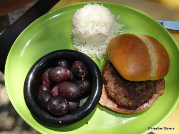 Kid's Hamburger Meal