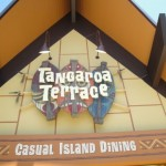 Dining in Disneyland: Lunch at Tangaroa Terrace