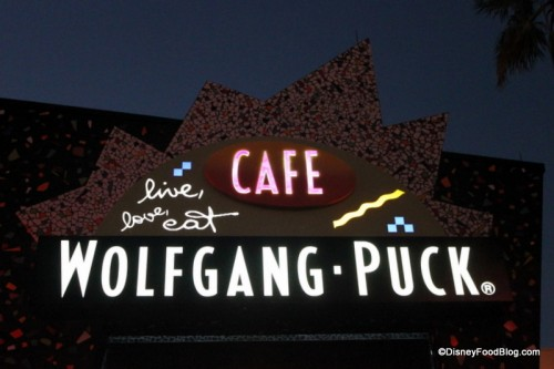 Wolfgang Puck Cafe
