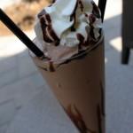 Must-Do Milkshake: Frozen Hot Chocolate at Hilton Bonnet Creek Resort