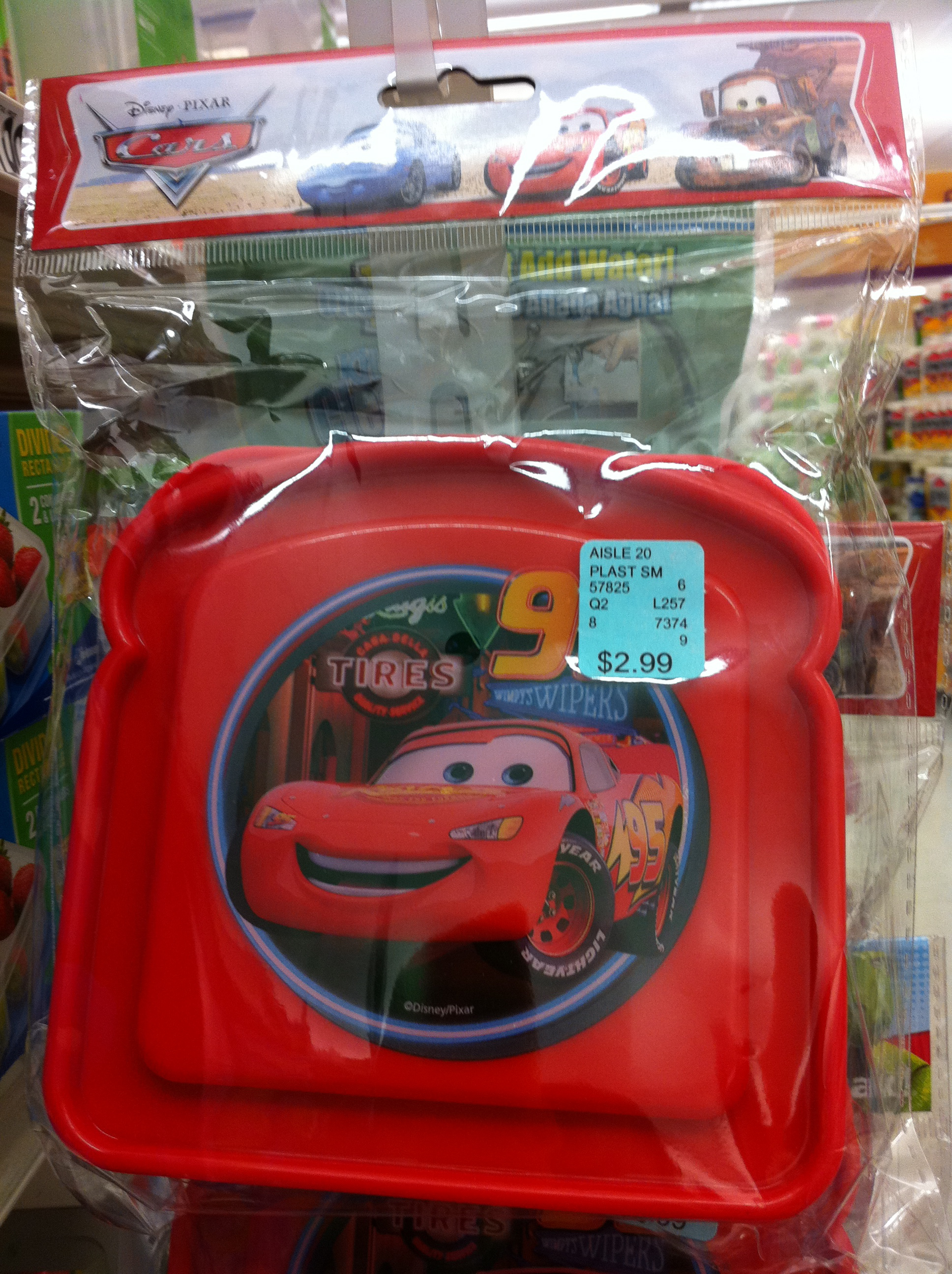 Would You Eat A Cars 2 Car