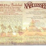 Tables in Wonderland: July 2011 Events