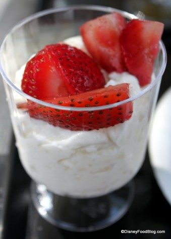 Rice Pudding with Driscoll's Only the Finest Berries