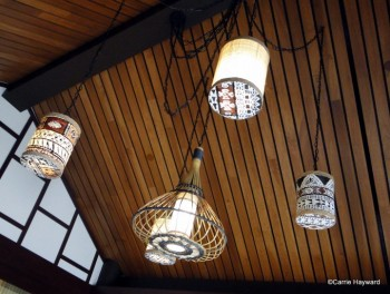 Tangaroa Terrace Light Fixtures