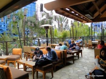 Tangaroa Terrace Outdoor Patio