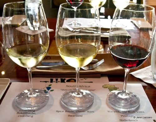 Jiko Wine Tasting