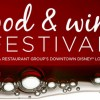 "Mini ""Food & Wine Festival"" at Disneyland's Downtown Disney This Week"