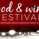 "Mini ""Food & Wine Festival"" at Disneyland's Downtown Disney This Week"