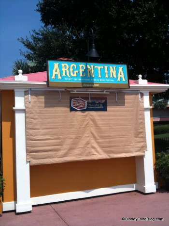 2011 Argentina Booth