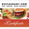 80% Discount on Disney World Restaurant G