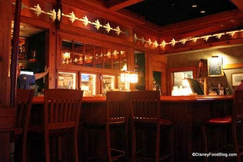 Crews Cup Bar