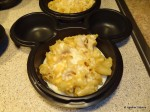 Children's Little Bell Pasta with Alfredo Sauce