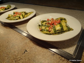 Five Cheese Ravioli: A Great Vegetarian Option