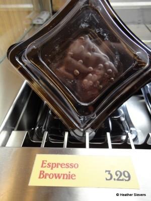 Espresso Brownie