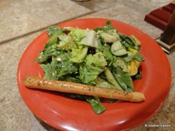 Boardwalk Field Greens Salad
