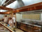 Pasta Boiling Area