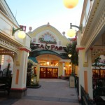 Dining in Disneyland: DCA's New Eats — Boardwalk Pizza and Pasta