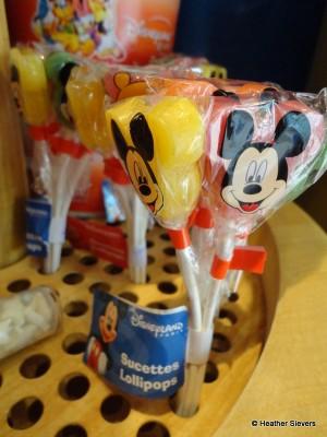 Mickey Lollipop Bunches