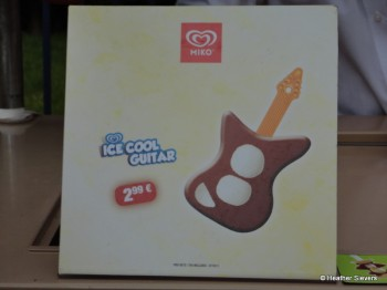 Ice Cool Guitar