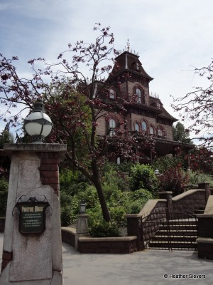 The Phantom Manor (aka Haunted Mansion)