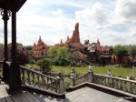 Big Thunder Mountain Viewed from The Phantom Manor