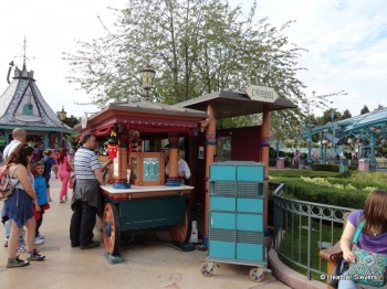 The Crepe Stand