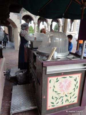 Cotton Candy Making Stations
