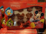 Disney Character Chocolates