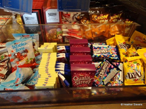 Misc Candy Selection