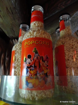 GIANT bottles of Popcorn