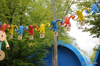 Toy Story Playland Exit