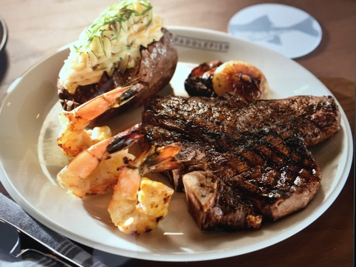 Treat Day to a Feast this Father's Day at Paddlefish