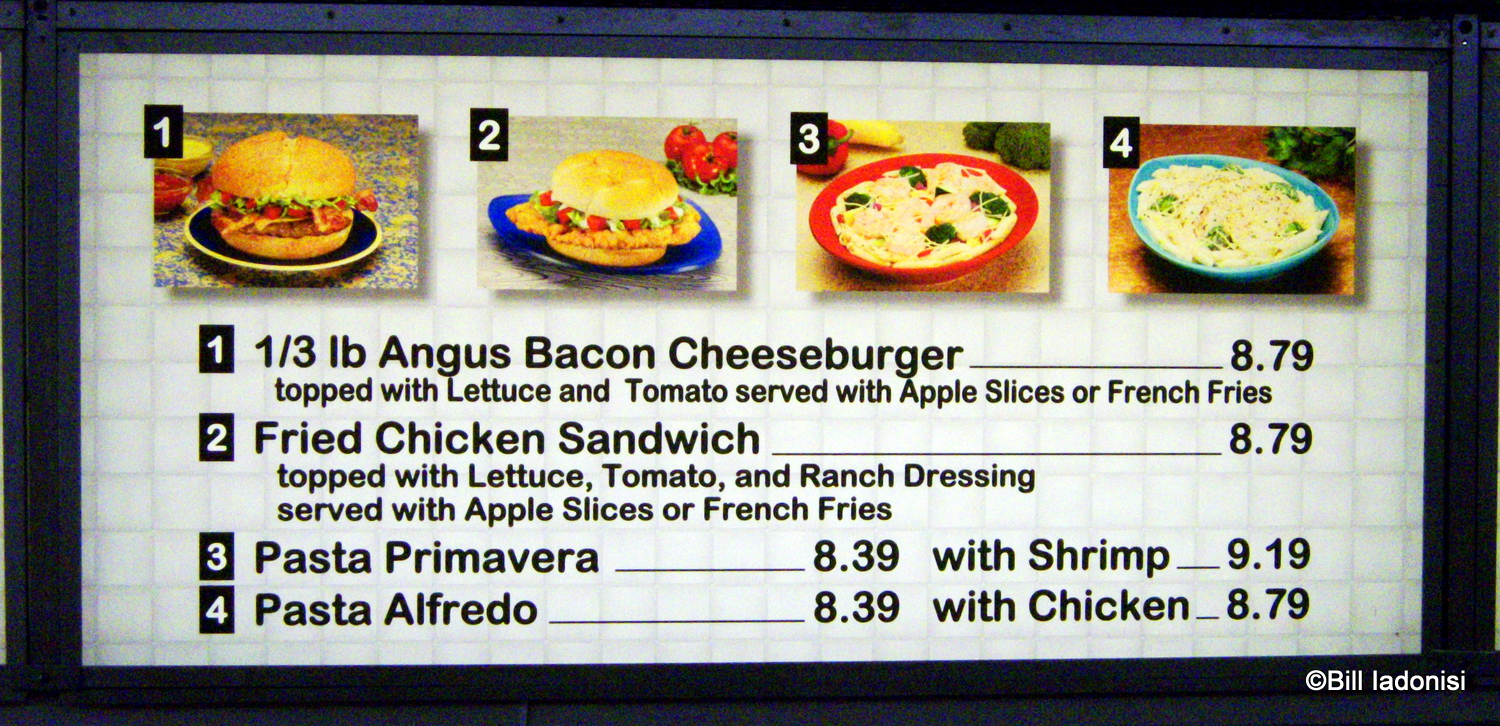 Guest review tomorrowland terrace restaurant the disney for Terrace restaurant menu